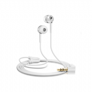 Sennheiser CX300 Earphones - White (B-Stock)